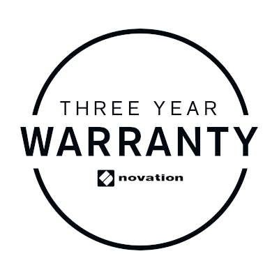 Novation 3 roky záruka